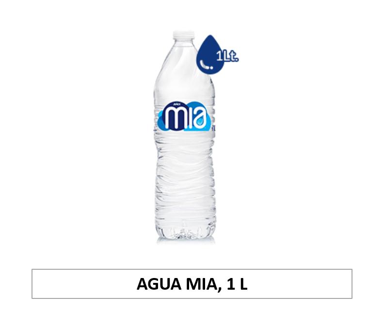 Agua MÍA 500 ml.