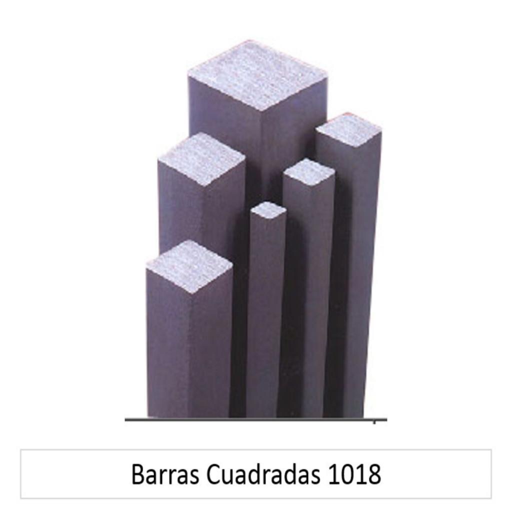 BARRAS CUADRADAS 1018