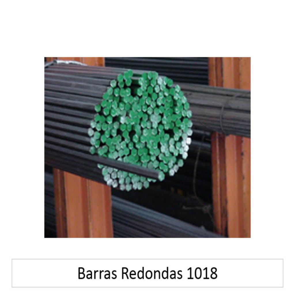BARRAS REDONDAS 1018