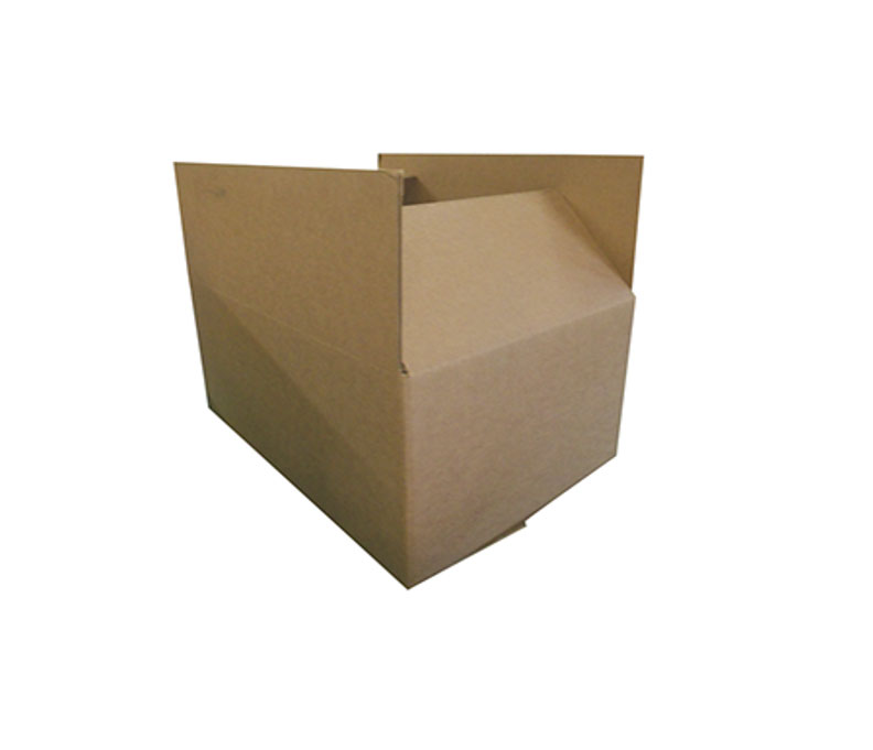 Caja de ranurado de traslape total