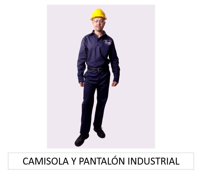 CAMISOLA Y PANTALÓN INDUSTRIAL