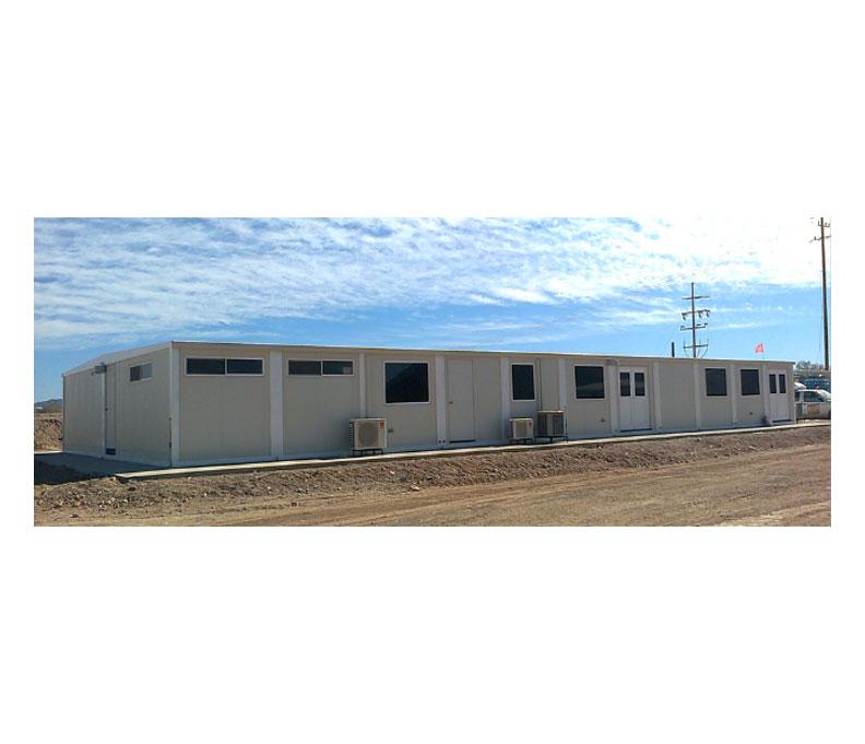 Campamentos y centros de operación Graeff