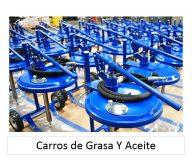 CARROS DE GRASA Y ACEITE