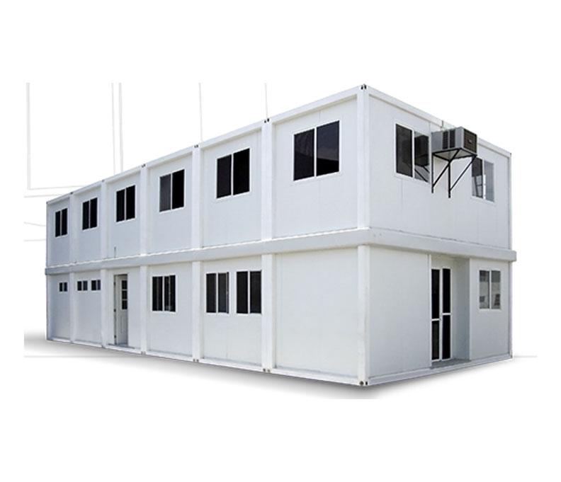 Edificios modulares Graeff