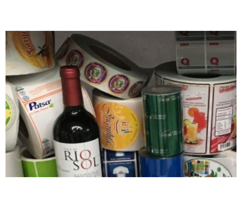 Etiquetas producto