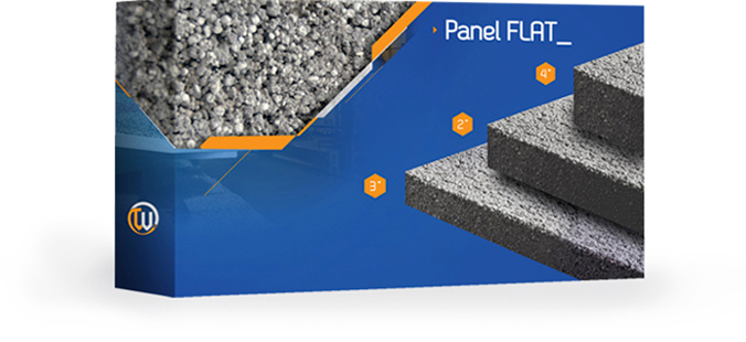 FLAT PANEL THERMOWALL