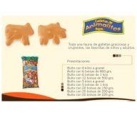 GALLETAS DE ANIMALITOS GAPSA