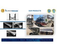 Herrajes y racks industriales