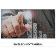 Inversión extranjera