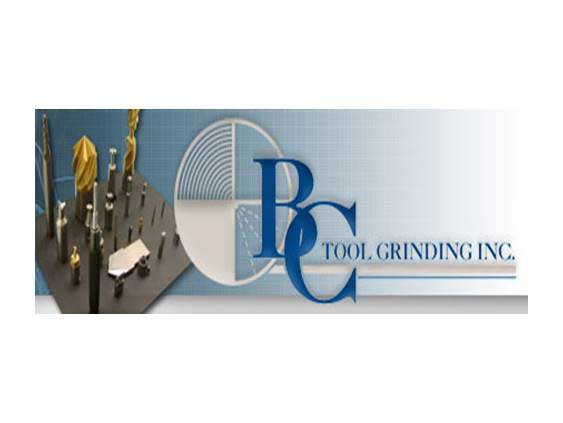BC PRECISION TOLL GRINDING