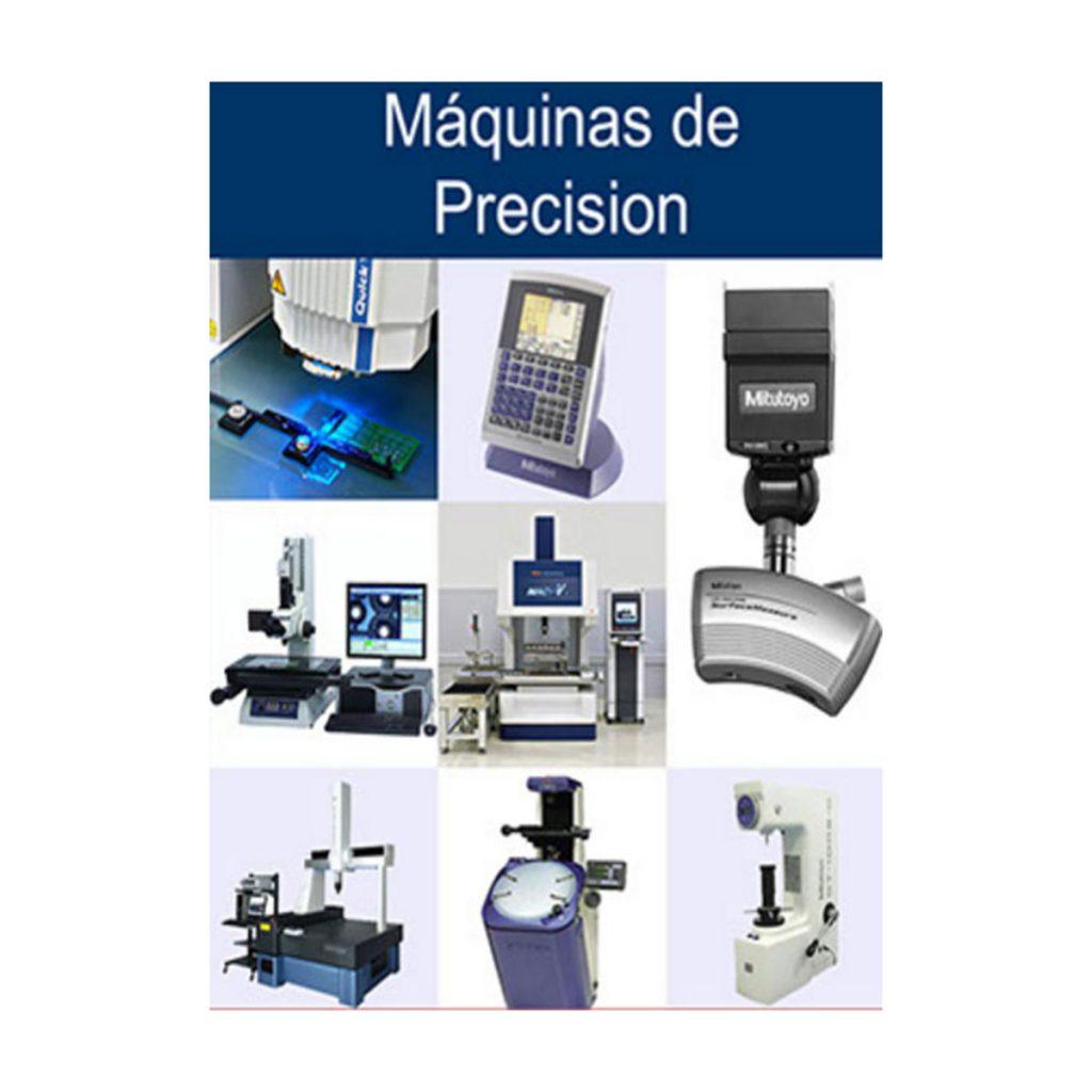 MAQUINAS DE PRECISIÓN