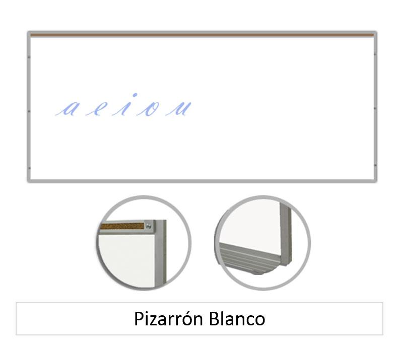 PIZARRON BLANCO