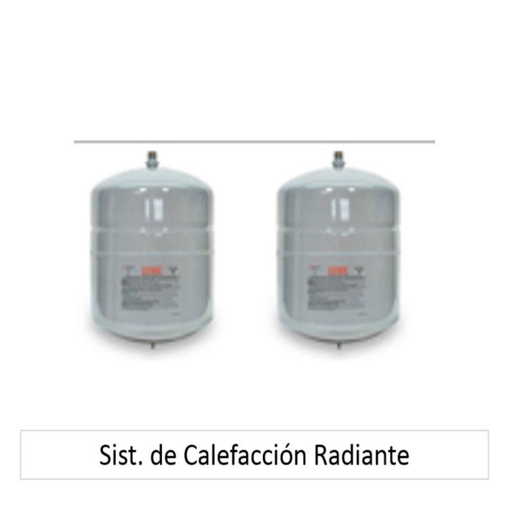 SIST. DE CALEFACCIÓN RADIANTE
