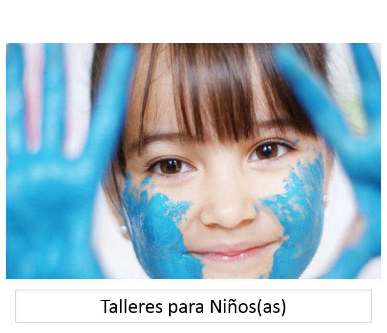Talleres para niños (as)