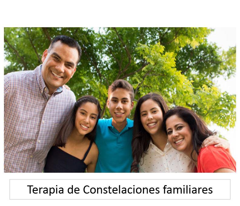 Terapia constelaciones familiares