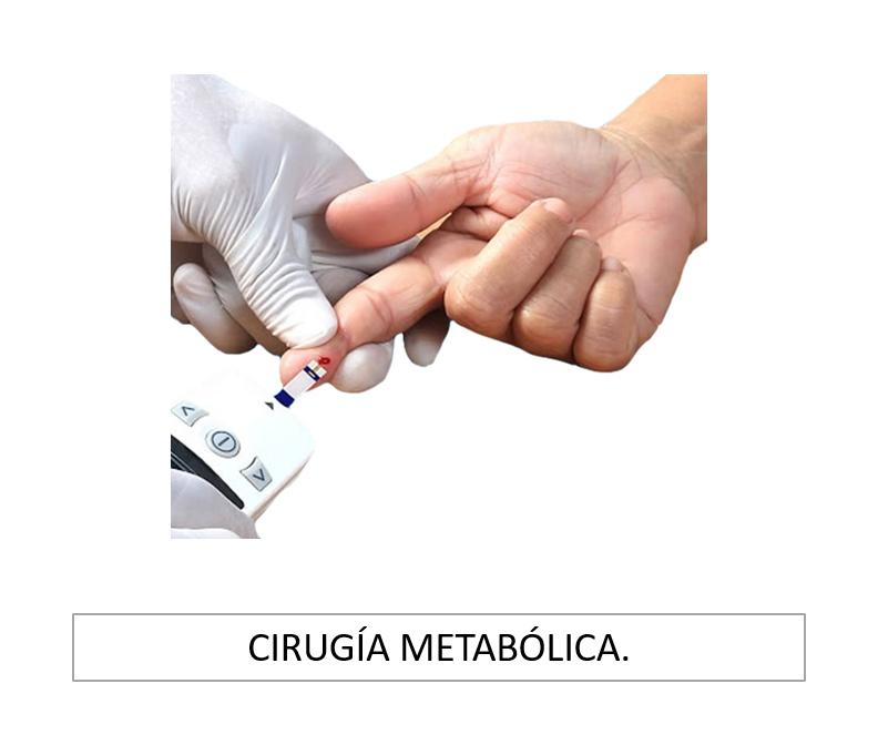 Cirugía metabólica