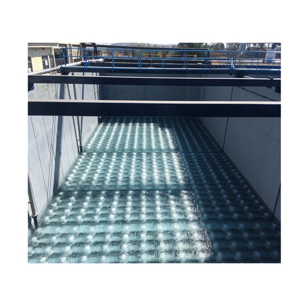 Proyectos nuevos de tratamiento de aguas