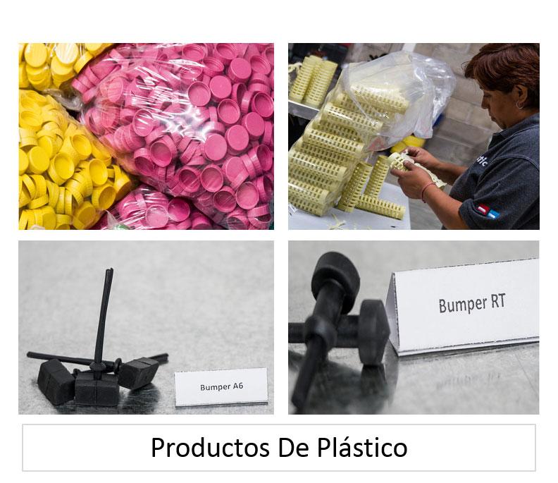 Productos de Plástico