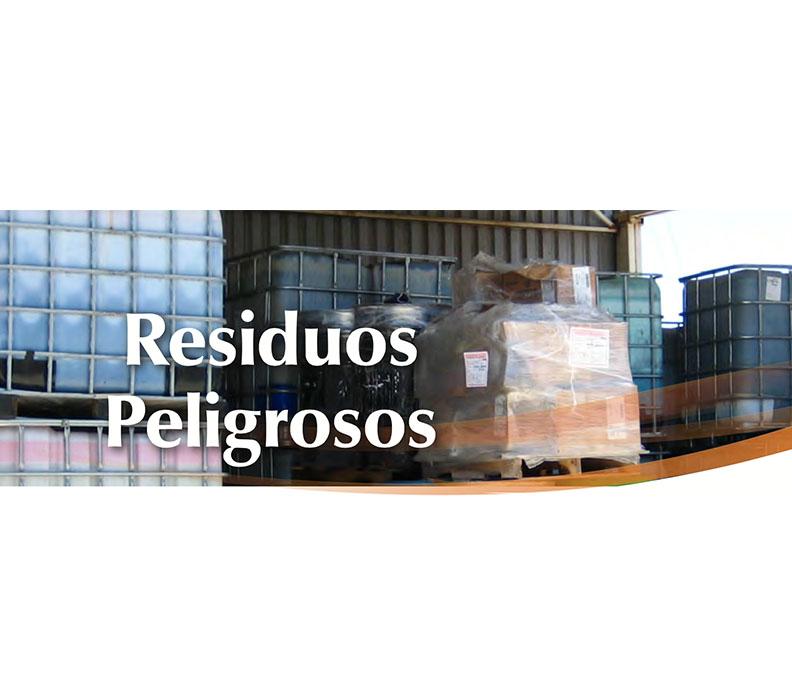 """RESIDUOS PELIGROSOS"