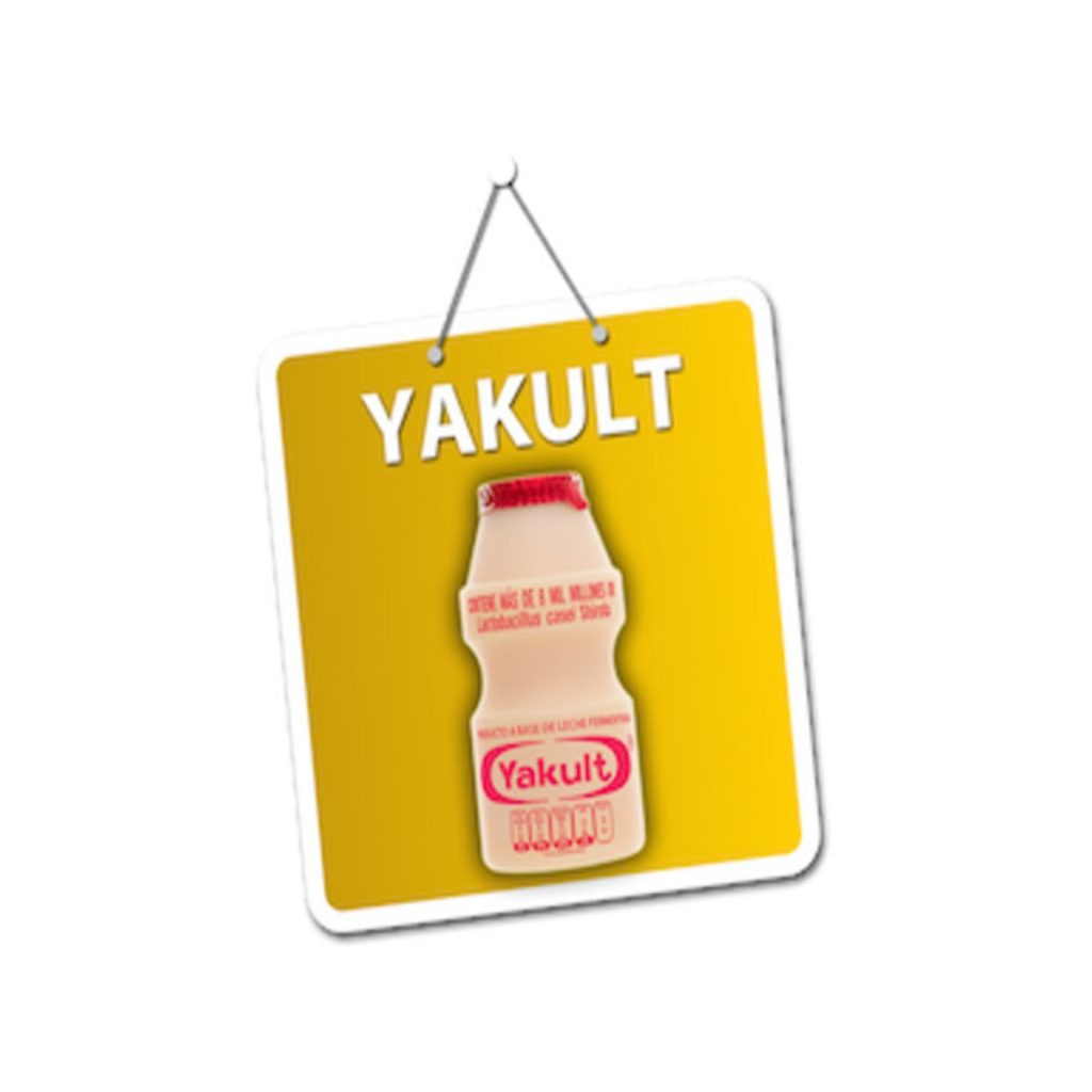 """YAKULT"