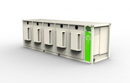 SISTEMAS DE COGENERACION EFICIENTE (Electricidad + Calor para Proceso) hasta 5 MW