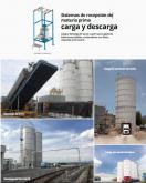 Sistemas de recepción de materia prima carga y descarga