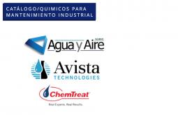 Químicos para mantenimiento industrial