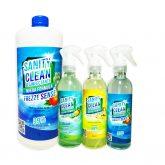 Sanity Clean