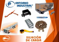 Sistemas y Componentes para Sujeción de Carga