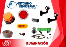 Componentes de Iluminación , Ver y Ser Visto ®