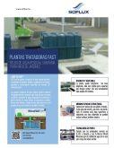 Plantas Tratadoras de Agua Residual Sanitaria FAST