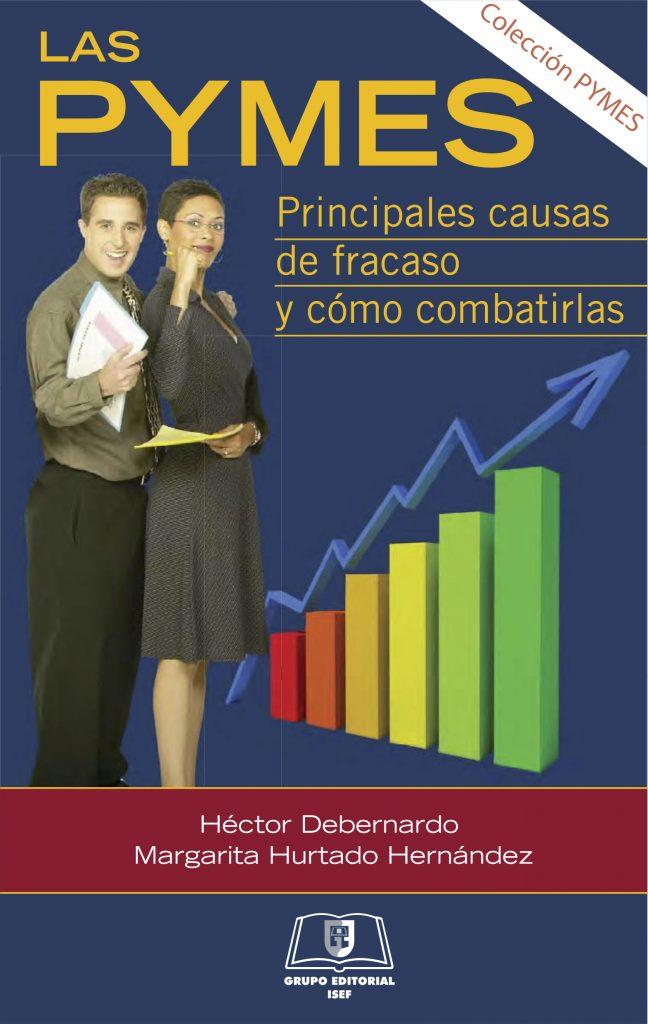 """Libro """"Las PYMES. Principales causas de fracaso y cómo combatirlas"""""""