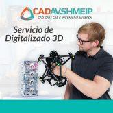 Servicio de Ingeniería Inversa, Inspección y Fotogrametría