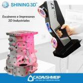 Shining 3D Escáneres Industriales