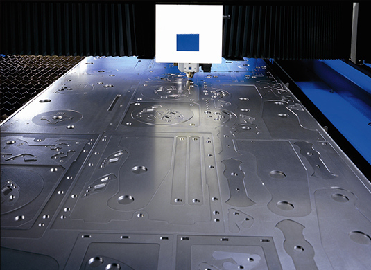 Corte CNC de Lámina y Placa
