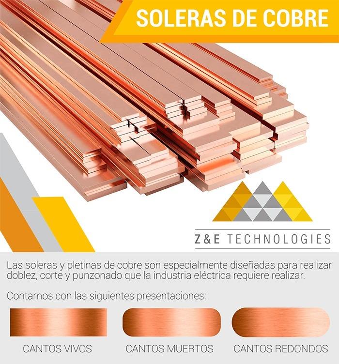 Solera de cobre